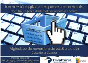 IMMERSIÓ DIGITAL A LES PIMES COMERCIALS