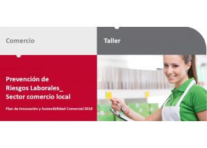 Moncada: Taller de Prevención de Riesgos Laborales en el pequeño comercio (ABIERTA INSCRIPCIÓN GRATUITA)