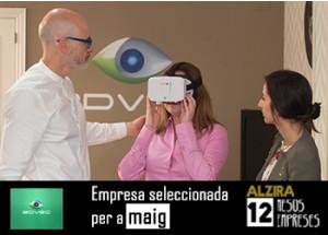 Alzira: 12 mesos - 12 empreses: Empresa de Maig 3DVEC INFOGRAFIA 3D