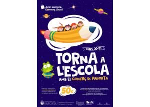 CAMPANYA TORNA A L'ESCOLA 2020