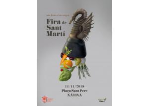 FIRA DE SANT MARTÍ XÀTIVA