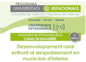 Universidad de Primavera de la Canal de Navarrés