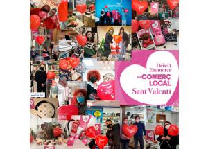 Los comerciantes de Cullera ofrecen cheques-regalo para animar las ventas  en la Campaña de San Valentin