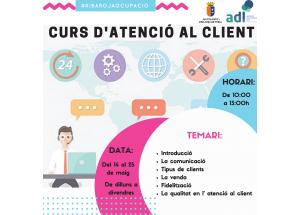 CURS D'ATENCIÓ AL CLIENT