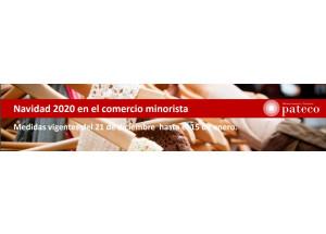 COMERCIO MINORISTA MEDIDAS VIGENTES DEL 21 DE DICIEMBRE DE 2020 AL 15 DE ENERO DE 2021