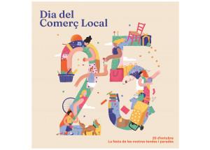 25 d'octubre, Dia del Comerç Local