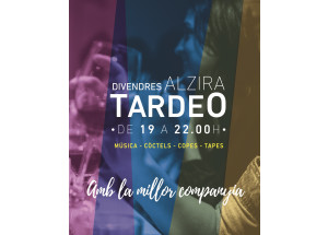 TARDEO ALZIRA: La nueva oferta de ocio para las tardes del viernes