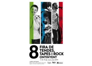 8 FIRA DE TENDES, TAPES I ROCK A ONTINYENT