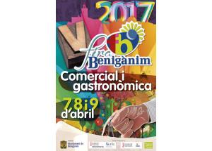 V edició de la FIRA BENIGÀNIM. COMERCIAL I GASTRONÓMICA