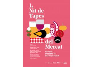 1ª Nit de Tapes del Mercat Municipal de Xirivella