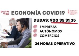 ASISTENCIA COMERCIOS Y EMPRESAS COVID-19