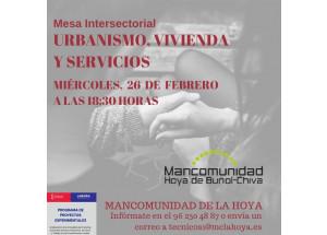 Taula 3: Urbanisme, Vivenda i Serveis